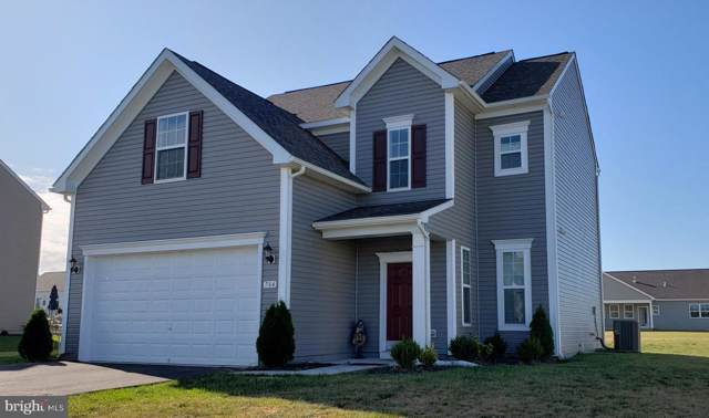 784 Bristol Drive, GREENCASTLE, PA 17225 (#PAFL168990) :: The Joy Daniels Real Estate Group