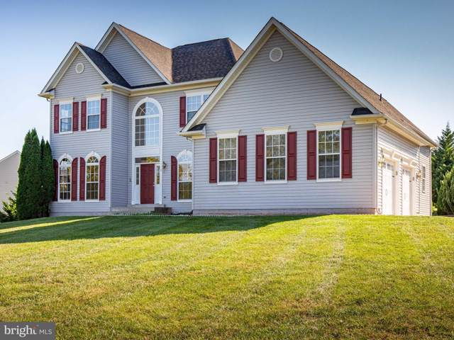 21 Shutt Court, CHARLES TOWN, WV 25414 (#WVJF136824) :: Network Realty Group