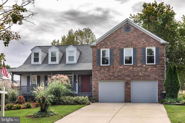 8318 Wild Cherry Court, LAUREL, MD 20723 (#MDHW271408) :: AJ Team Realty