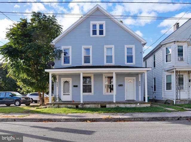 498-502 East Washington Street, CHAMBERSBURG, PA 17201 (#PAFL168998) :: LoCoMusings