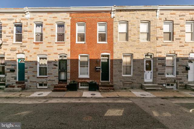 125 N Glover Street, BALTIMORE, MD 21224 (#MDBA487530) :: The Dailey Group