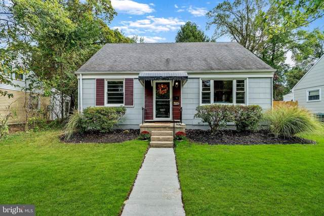 739 Leafydale Terrace, BALTIMORE, MD 21208 (#MDBC475148) :: The Licata Group/Keller Williams Realty