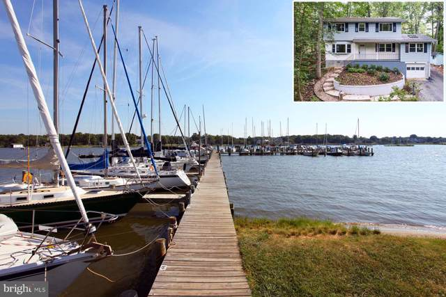100 Maple Drive, ANNAPOLIS, MD 21403 (#MDAA415870) :: John Smith Real Estate Group
