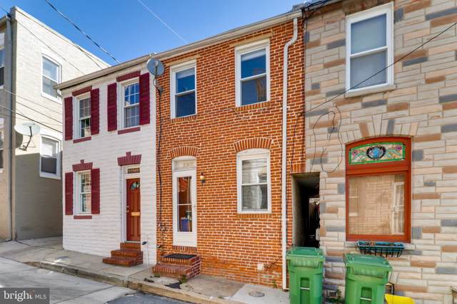 507 S Madeira Street, BALTIMORE, MD 21231 (#MDBA487536) :: Blue Key Real Estate Sales Team