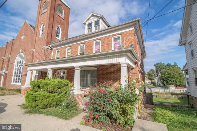 66 W Main Street, WINDSOR, PA 17366 (#PAYK126690) :: The Heather Neidlinger Team With Berkshire Hathaway HomeServices Homesale Realty