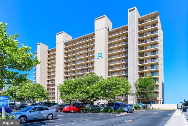 10002 Coastal Highway #605, OCEAN CITY, MD 21842 (#MDWO109768) :: The Speicher Group of Long & Foster Real Estate