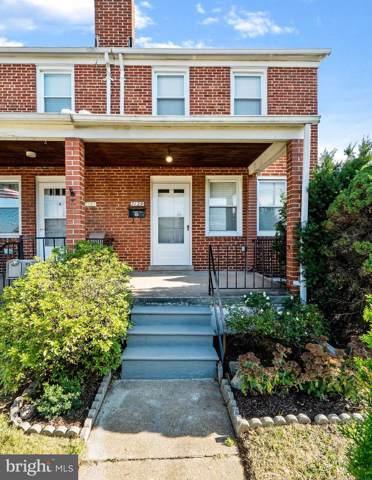 7129 Eastbrook Avenue, BALTIMORE, MD 21224 (#MDBC475170) :: Revol Real Estate