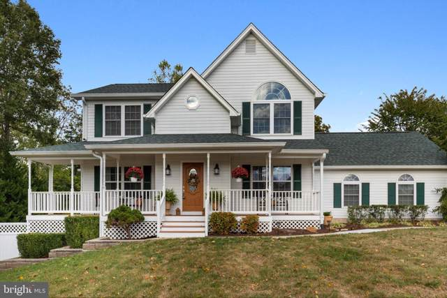 1851 Teal Drive, HUNTINGTOWN, MD 20639 (#MDCA172790) :: The Daniel Register Group