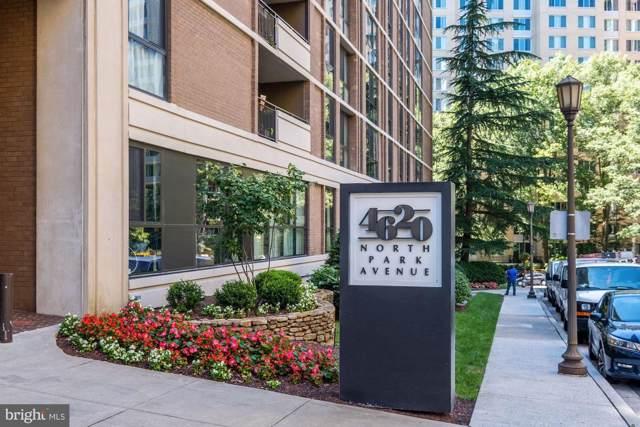 4620 N Park Avenue 807E, CHEVY CHASE, MD 20815 (#MDMC683004) :: Erik Hoferer & Associates
