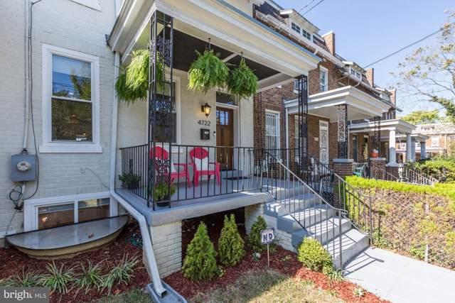 4722 9TH Street NW, WASHINGTON, DC 20011 (#DCDC446206) :: Viva the Life Properties