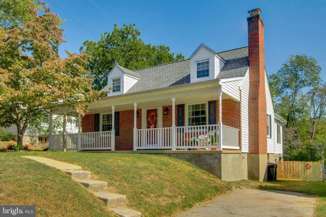 10521 Howard Avenue, COCKEYSVILLE, MD 21030 (#MDBC475186) :: AJ Team Realty