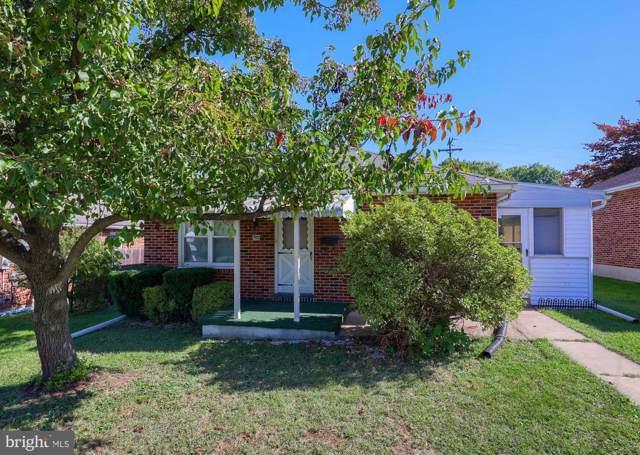 117 N East Street, YORK, PA 17403 (#PAYK126722) :: The Joy Daniels Real Estate Group