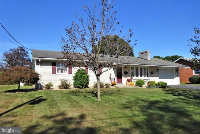 375 Wayburn Street, GREENCASTLE, PA 17225 (#PAFL169010) :: The Joy Daniels Real Estate Group