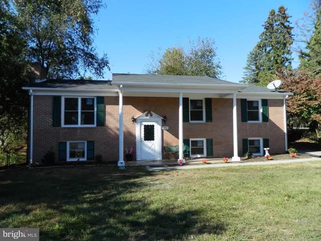 1051 Horseshoe Drive, FRONT ROYAL, VA 22630 (#VAWR138378) :: Blue Key Real Estate Sales Team