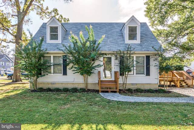 5518 Harford Street, CHURCHTON, MD 20733 (#MDAA415906) :: AJ Team Realty