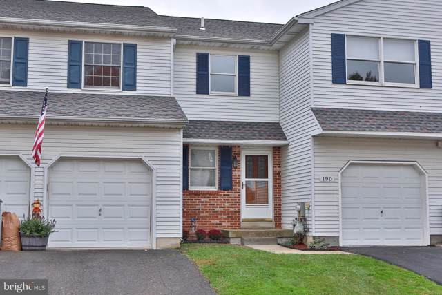 190 Jonathan Drive, NORTH WALES, PA 19454 (#PAMC628190) :: Linda Dale Real Estate Experts