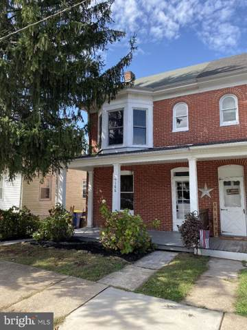 166 N 3RD Street, MOUNT WOLF, PA 17347 (#PAYK126734) :: Liz Hamberger Real Estate Team of KW Keystone Realty