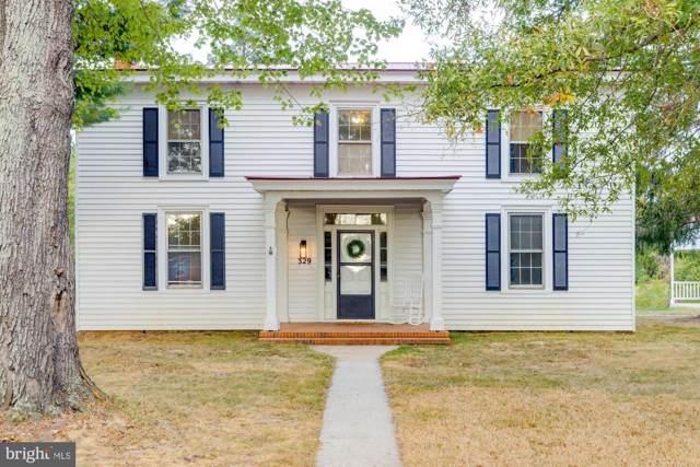 329 N Main Street, BOWLING GREEN, VA 22427 (#VACV121052) :: Eng Garcia Grant & Co.