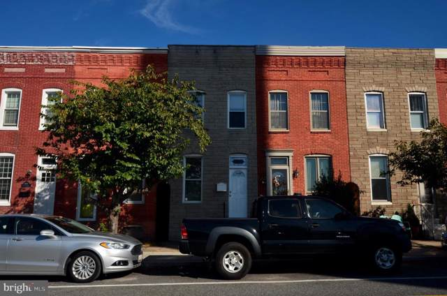 2612 Hudson Street, BALTIMORE, MD 21224 (#MDBA487614) :: The Dailey Group