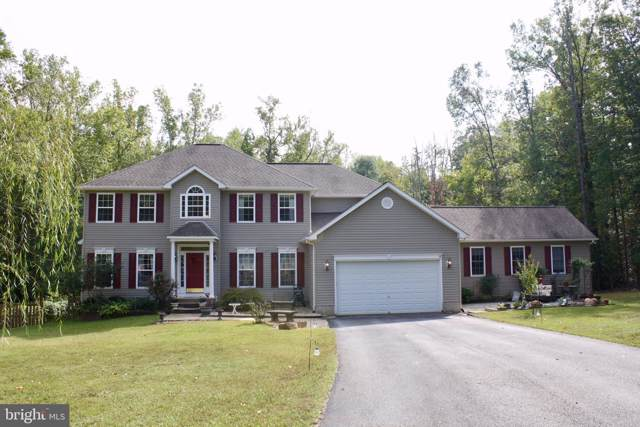 40 Sonoma Lane, FREDERICKSBURG, VA 22406 (#VAST215842) :: Network Realty Group