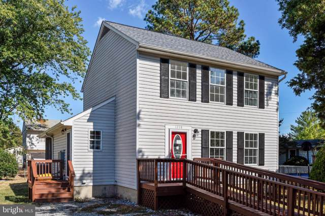 1238 Garret Avenue, CHURCHTON, MD 20733 (#MDAA415960) :: AJ Team Realty