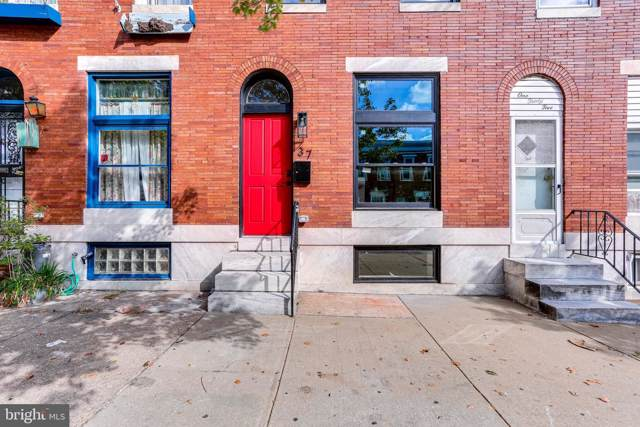 137 N Linwood Avenue, BALTIMORE, MD 21224 (#MDBA487630) :: The Dailey Group