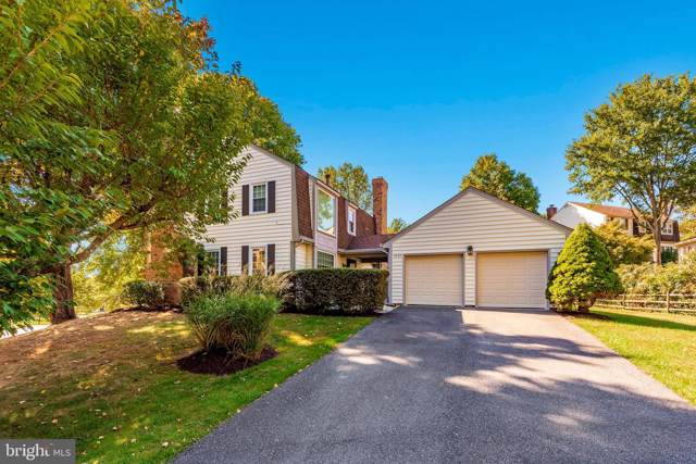 9849 Dellcastle Road, MONTGOMERY VILLAGE, MD 20886 (#MDMC683108) :: AJ Team Realty