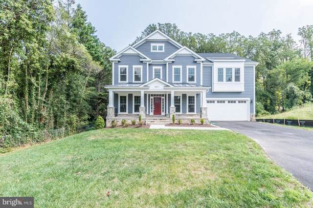 4507 Carrico Drive, ANNANDALE, VA 22003 (#VAFX1094480) :: Keller Williams Pat Hiban Real Estate Group