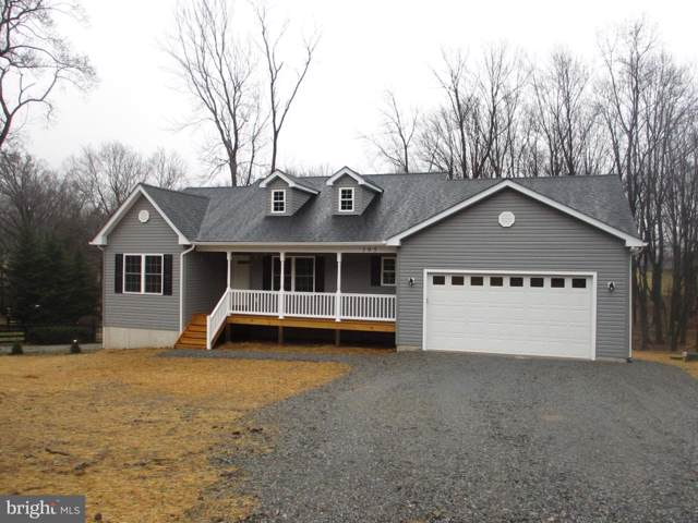 Deer Haven Lane, Lot 4, BLUEMONT, VA 20135 (#VACL110864) :: LoCoMusings