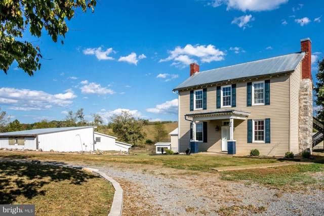 17258 Raders Church Road, TIMBERVILLE, VA 22853 (#VARO100970) :: The Licata Group/Keller Williams Realty