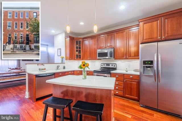 17 S Linwood Avenue, BALTIMORE, MD 21224 (#MDBA487656) :: The Dailey Group