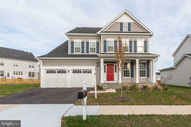 832 Mildenhall Court, PURCELLVILLE, VA 20132 (#VALO396822) :: The Bob & Ronna Group