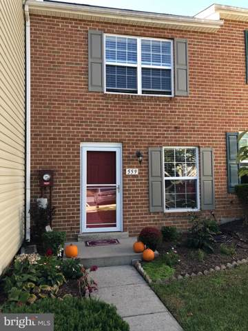559 Cotswold Court, FREDERICK, MD 21703 (#MDFR254842) :: The Sky Group