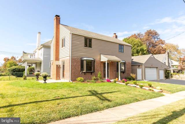 136 E Eagle Road, HAVERTOWN, PA 19083 (#PADE502454) :: The Toll Group