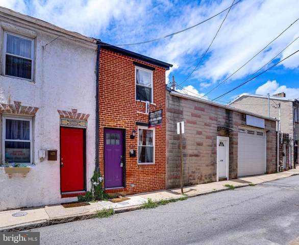 222 S Durham Street, BALTIMORE, MD 21231 (#MDBA487662) :: Blue Key Real Estate Sales Team