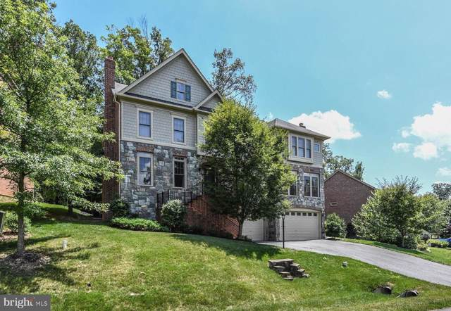 6708 Accipiter Drive, NEW MARKET, MD 21774 (#MDFR254850) :: The Maryland Group of Long & Foster