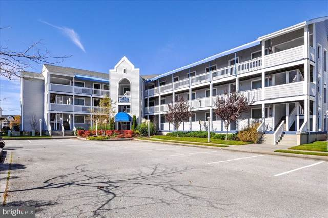 12301 Jamaica Avenue 241K1, OCEAN CITY, MD 21842 (#MDWO109792) :: Compass Resort Real Estate