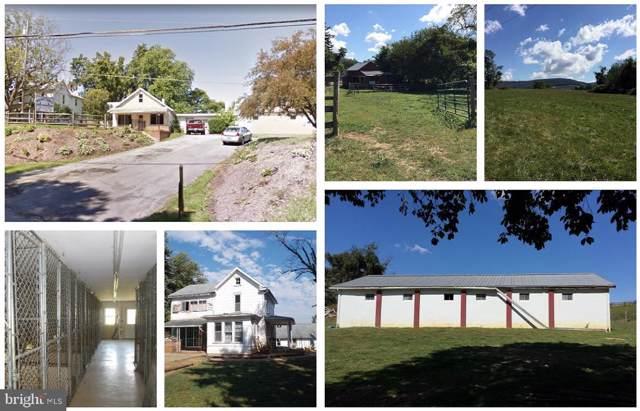 12936 Bradbury Avenue, SMITHSBURG, MD 21783 (#MDWA168546) :: Seleme Homes