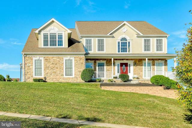 7832 Player Boulevard, SEVEN VALLEYS, PA 17360 (#PAYK126802) :: Viva the Life Properties