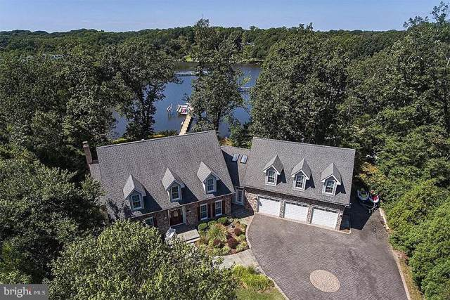 798 Creek View Road, SEVERNA PARK, MD 21146 (#MDAA416032) :: Keller Williams Pat Hiban Real Estate Group
