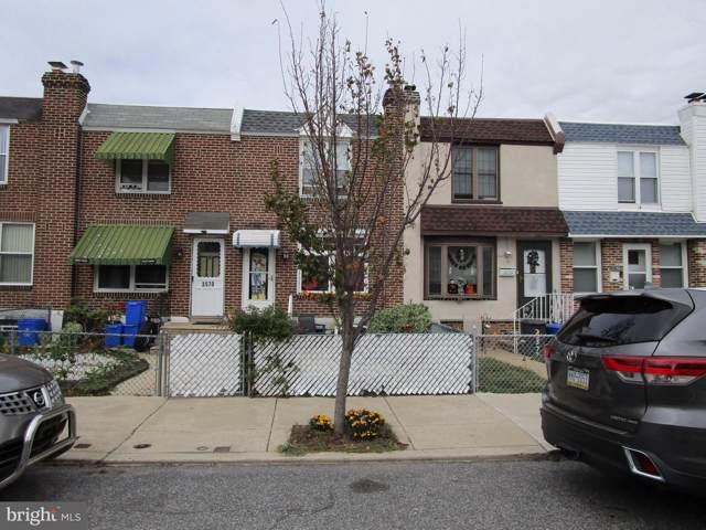 3572 Miller Street, PHILADELPHIA, PA 19134 (#PAPH841706) :: Keller Williams Realty - Matt Fetick Team