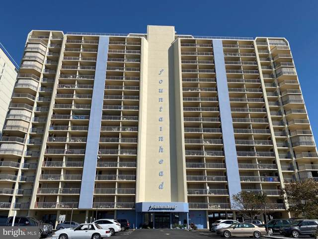11604 Coastal Highway #606, OCEAN CITY, MD 21842 (#MDWO109800) :: The Speicher Group of Long & Foster Real Estate