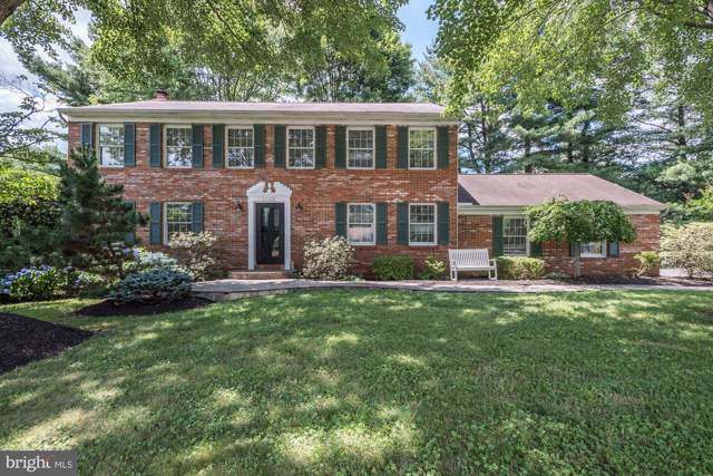 1108 Riva Ridge Drive, GREAT FALLS, VA 22066 (#VAFX1094624) :: The Vashist Group