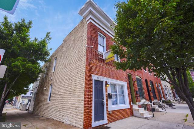 344 S Clinton Street, BALTIMORE, MD 21224 (#MDBA487722) :: Blue Key Real Estate Sales Team
