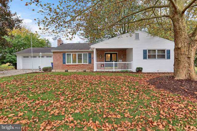 4 Meadow Drive, CAMP HILL, PA 17011 (#PAYK126836) :: The Heather Neidlinger Team With Berkshire Hathaway HomeServices Homesale Realty