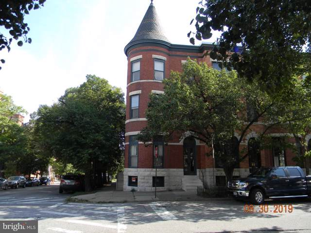 1331 Park Ave, BALTIMORE, MD 21207 (#MDBA487742) :: Blue Key Real Estate Sales Team