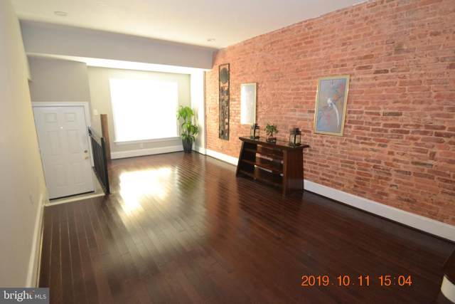 2620 E Monument Street, BALTIMORE, MD 21205 (#MDBA487760) :: Homes to Heart Group