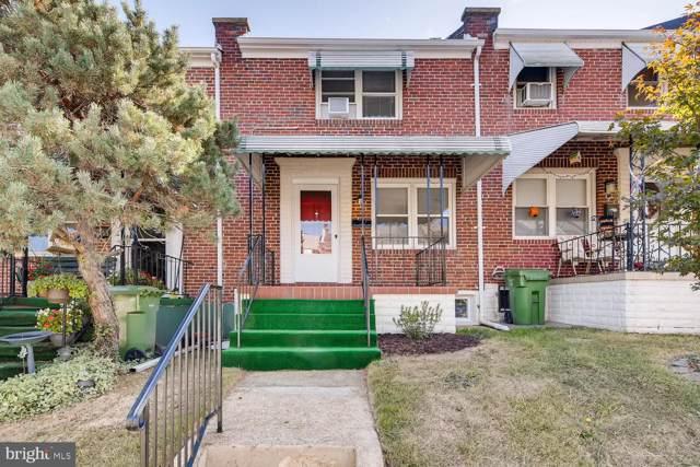 3927 Colchester Road, BALTIMORE, MD 21229 (#MDBA487764) :: Dart Homes