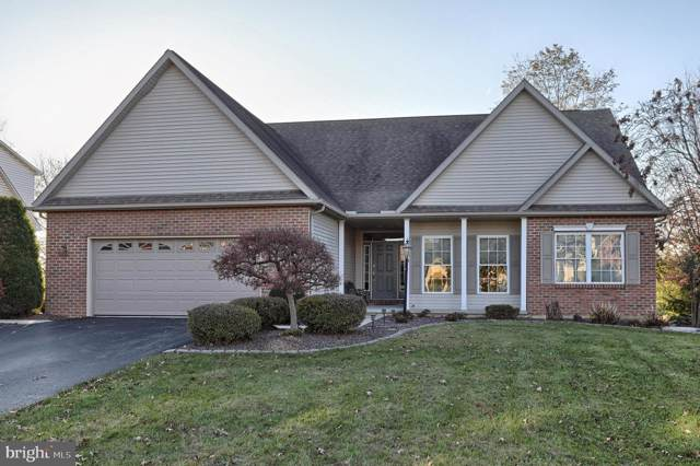 29 Oak Knoll Circle, LEBANON, PA 17042 (#PALN109352) :: The Joy Daniels Real Estate Group