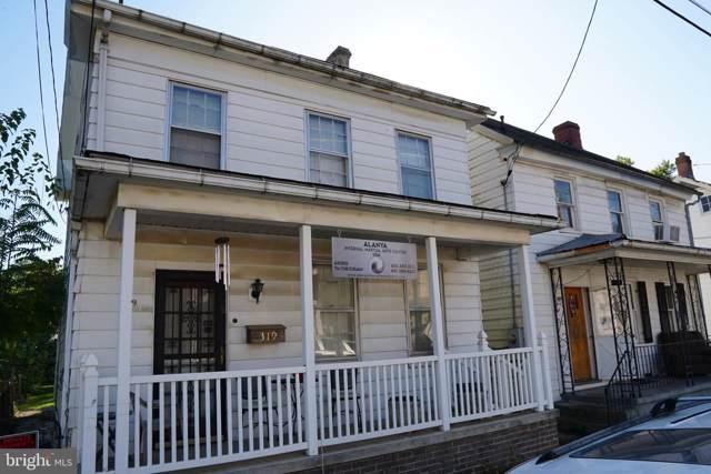 319 W John Street, MARTINSBURG, WV 25401 (#WVBE172092) :: Eng Garcia Grant & Co.
